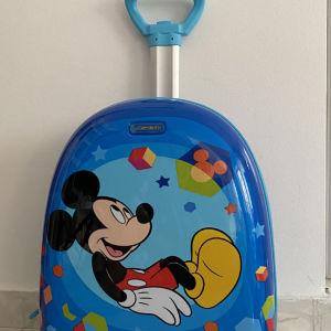 Παιδικη βαλίτσα Samsonite Disney