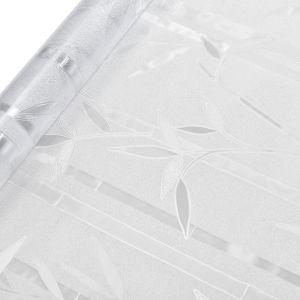 5 μετρα μεμβρανη για παραθυρα η γυάλινες επιφανειες με σχεδιο Μπαμπου