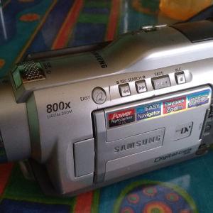 Βιντεοκάμερα samsung vp-d21 minidv ( για service η ανταλλακτικά )