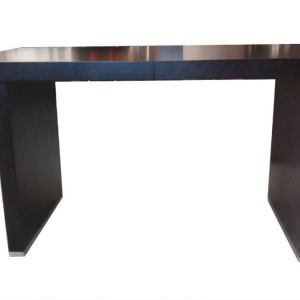 Ξύλινη μεταχειρισμένη μεταβλητού μήκους τραπεζαρία με καρέκλες