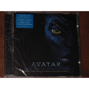 James Horner–Avatar(Music From The Motion Picture)CD