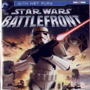 STAR WARS BATTLEFRONT - PS2