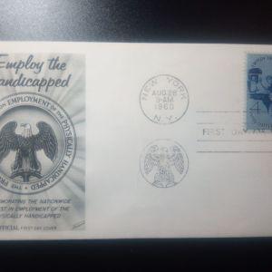 FDC 1960 USA