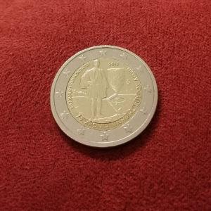2 euro 75 χρόνια από τον Θάνατο του Σπύρου Λούη!!