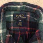Καρό βρεφικό πουκάμισο  - Polo Ralph Lauren