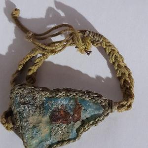 Βραχιολι με πετρωμα