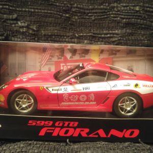 FERRARI 599 GTB FIORANO LIMITED EDITION