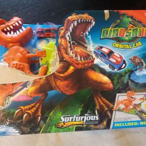 Πίστα Hot Wheels Dinosaur