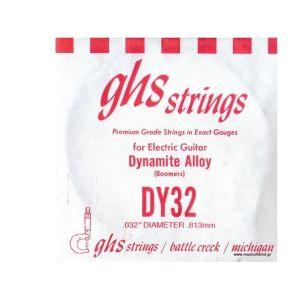 Χορδή Ηλεκτρικής Κιθάρας GHS DY32