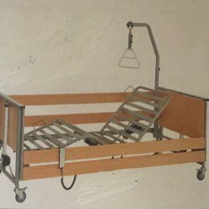Νοσοκομειακό κρεβάτι ηλεκτροκίνητο πολύσπαστο Eco