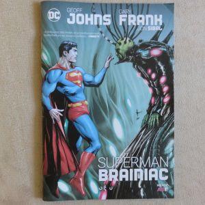 Superman Brainiac Μερος Γ