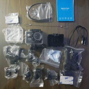 Υποβρυχια WIFI Sports Cam / Action Cam 1080p