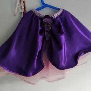 παιδικό σετ φούστα μπλούζα