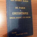 ταξιδιωτικος οδηγος 1912