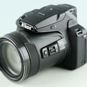 Nikon Coolpix P 900  Superzoom 83X