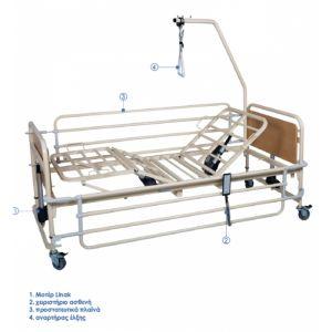 Νοσοκομειακο κρεβατι ηλεκτροκινητο