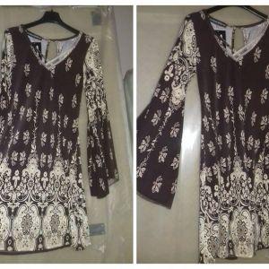 καινούργιο φόρεμα s/m
