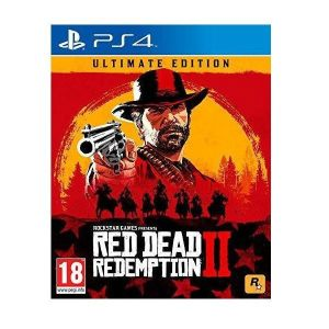 Red Dead Redemption 2 Ultimate Edition για PS4 PS5