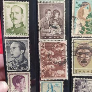 γραμματόσημα για συλλέκτες!