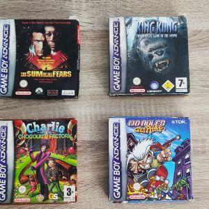 Παιχνίδια Game Boy Advance