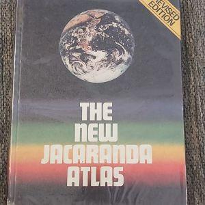 THE NEW JACARANDA ATLAS - REVISED EDITION 1982