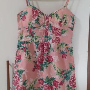 Floral φόρεμα Tally Weijl,small