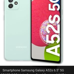 Galaxy A52s 5G (Dual SIM)