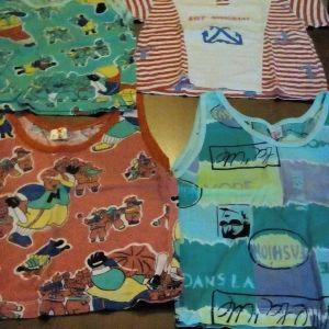μπλουζακια και σορτσακια παιδικα για ενος ετους