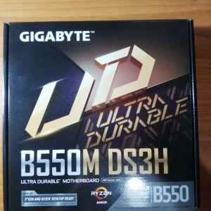 Motherboard Gigabyte B550m DSH3