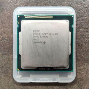 Επεξεργαστής i7 2600K socket 1155