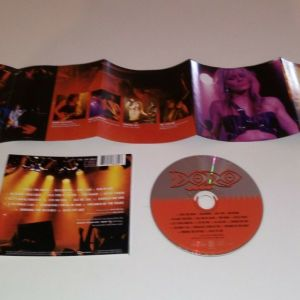 DORO - DORO LIVE CD
