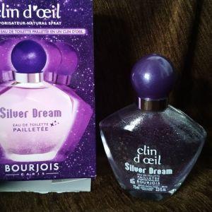 BOURJOIS PARIS CLIN D´OEIL SILVER DREAM Eau de Toilette για γυναίκες 75 ml