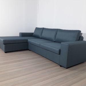 Καναπές γωνιακός με κρεβάτι