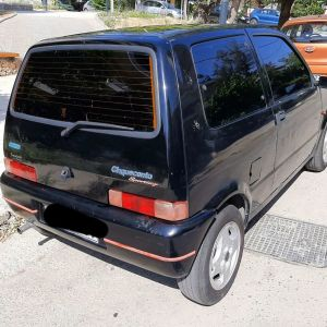 Fiat Cinquecento sporting 1100cc '96