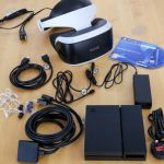 PS4 PRO +VR+GAMES
