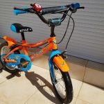 Παιδικό ποδήλατο (με βοηθητικές )