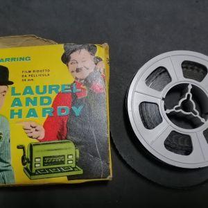 φιλμακι δεκαετιας '60 Χοντρος & λιγνος Laurel & Hardy