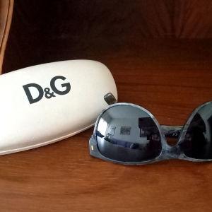 Αυθεντικά γυαλιά ηλίου Dolce&Gabbana - Σχεδόν αμεταχείριστα