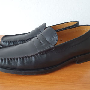 Tod's Made in Italy Ανδρικα δερμάτινα παπούτσια Size 40.5