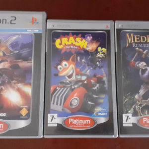 Psp και ps2 games