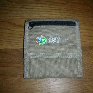 πορτοφόλι συλλεκτικό παγκοσμίου κυπέλου GERMANY 2006