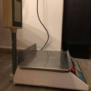 Ζυγαριά Υπολογισμού Τιμής Proline Athena 30kg Με Κολώνα