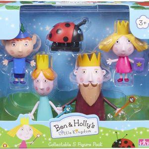 Ben & Holly's Little Kingdom σετ φιγούρες