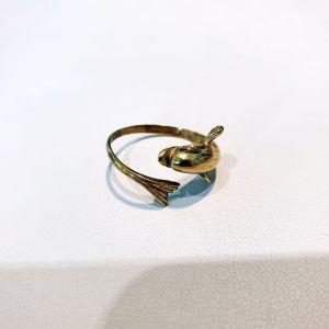 Χρυσό δαχτυλίδι 14Κ, 2γρ.