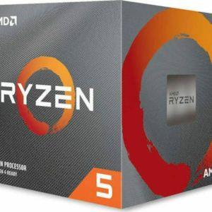 Amd Ryzen 5 1600 (με εργοστασιακη ψυκτρα)