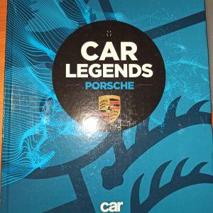 Περιοδικό ειδική έκδοση car, porsche