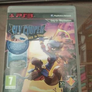 Sly Cooper: Thieves in Time PS3