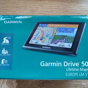 Συσκευή πλοήγησης Garmin Drive 50LM, 5inch (12,7cm)