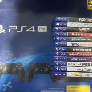 PS4 1TB PRO 4K