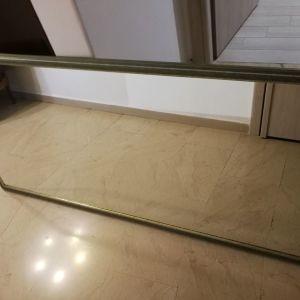 καθρέφτης μεγαλος  1,56 Χ 0,80 εκ